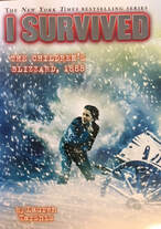 I Survived the Children's Blizzard book cover
