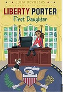 Liberty Porter, First Daughter book cover