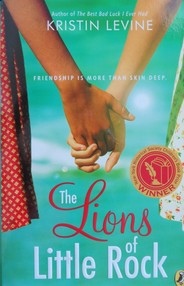 The Lions of Little Rock book cover