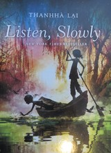 Listen, Slowly book cover