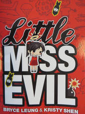 Little Miss Evil book cover