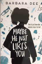 Maybe He Just Likes You book cover