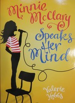 Minnie McClary Speaks Her Mind book cover