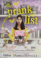 The Prank List book cover
