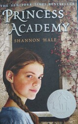 Princess Academy book cover