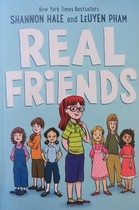 Real Friends book cover