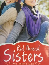The Red Thread Sisters book cover
