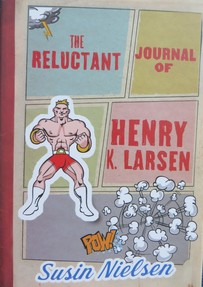 The Reluctant Journal of Henry K. Larsen book cover