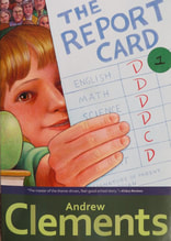 The Report Card book cover