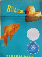 Rules book cover