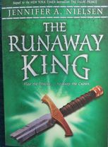 The Runaway King book cover