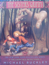 The Sisters Grimm: Fairy Tale Detectives book cover