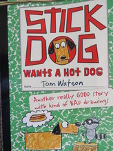 Stick Dog book cover