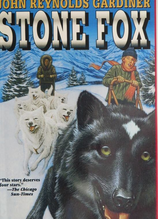 Stone Fox book cover