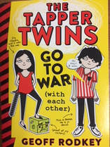 The Tapper Twins book cover
