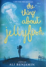 The Thing About Jellyfish book cover