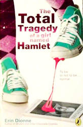The Total Tragedy of a Girl Named Hamlet book cover