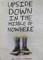 Upside Down in the Middle of Nowhere book cover