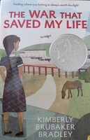 The War That Saved My Life book cover