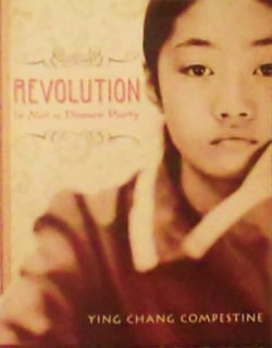 Revolution is Not a Dinner Party book cover