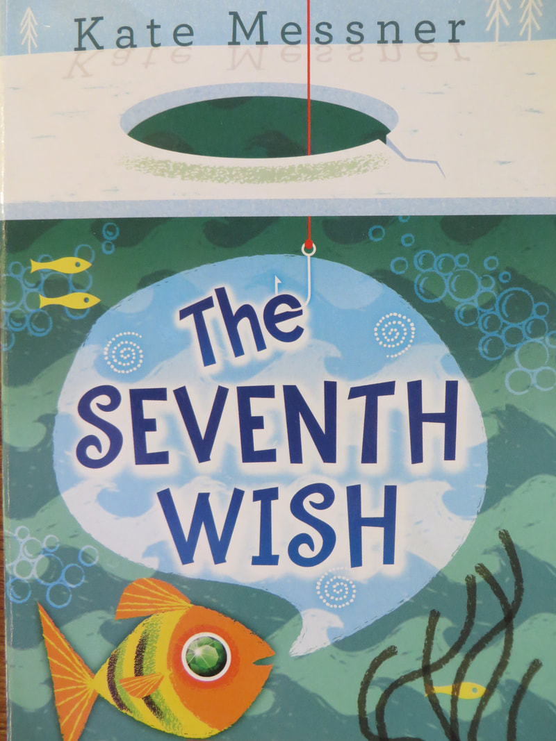 The Seventh Wish book cover