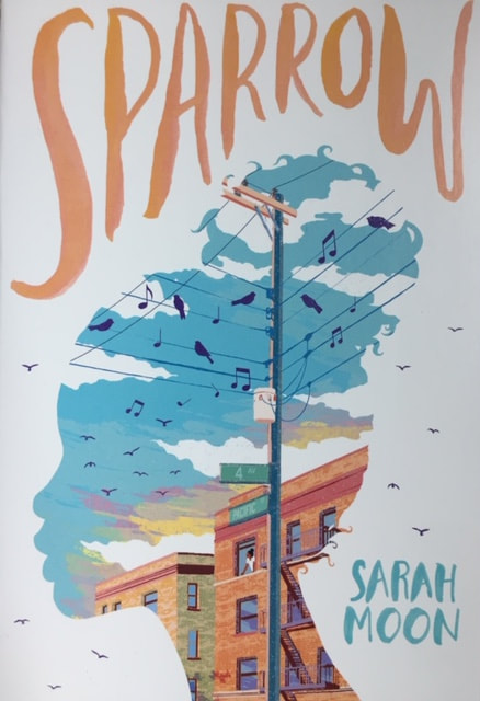 Sparrow book cover