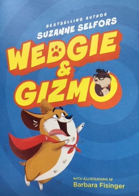 Wedgie & Gizmo book cover